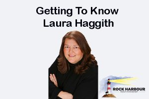Getting to know Laura Haggith