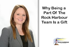 Megan Reflects on Joining the Rock Harbour Team