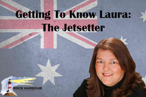 Getting to Know Laura: The Jetsetter