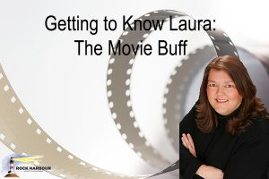Getting to Know Laura: The Movie Buff