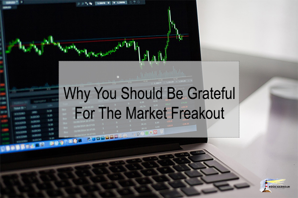 Why You Should Be Grateful For The Market Freakout